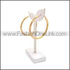 Stainless Steel Earring e002136R2