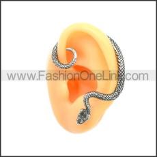 Stainless Steel Earring e002120SA