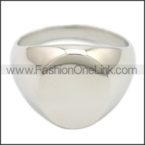 Stainless Steel Ring r008606S