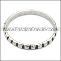 Stainless Steel Ring r008673SH