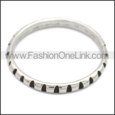 Stainless Steel Ring r008673SH