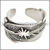 Stainless Steel Ring r008678SH