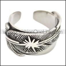 Stainless Steel Ring r008678SH