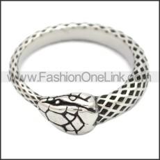 Stainless Steel Ring r008597SH