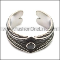 Stainless Steel Ring r008676SH2