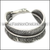 Stainless Steel Ring r008679SH