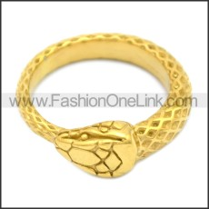 Stainless Steel Ring r008597G