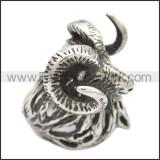 Stainless Steel Ring r008588SH