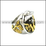Stainless Steel Ring r008684SHG