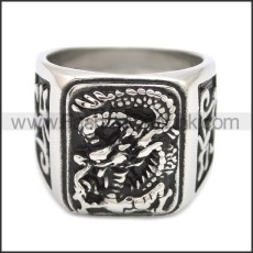 Stainless Steel Ring r008680SH