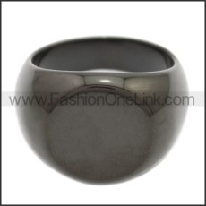 Stainless Steel Ring r008605H