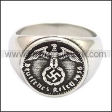 Stainless Steel Ring r008598SH