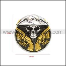 Stainless Steel Ring r008684SHG