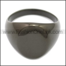 Stainless Steel Ring r008606H