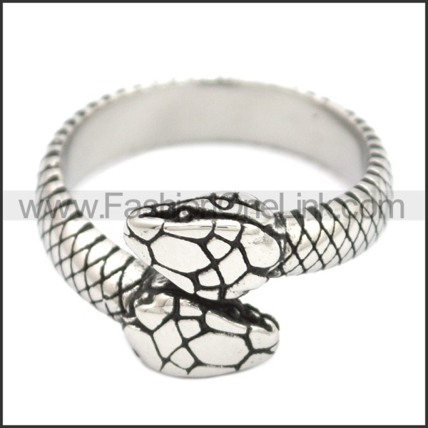 Stainless Steel Ring r008596SH