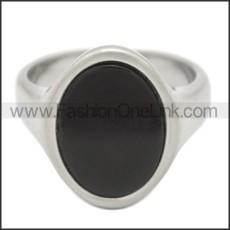 Stainless Steel Ring r008601SH