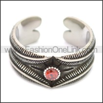 Stainless Steel Ring r008676SH1