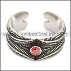Stainless Steel Ring r008676SH1