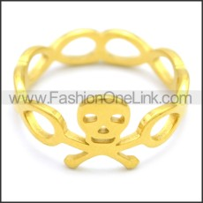 Stainless Steel Ring r008592G