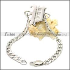 Stainless Steel Bracelet b009897S