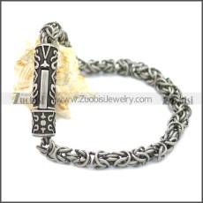 Stainless Steel Bracelet b009917A