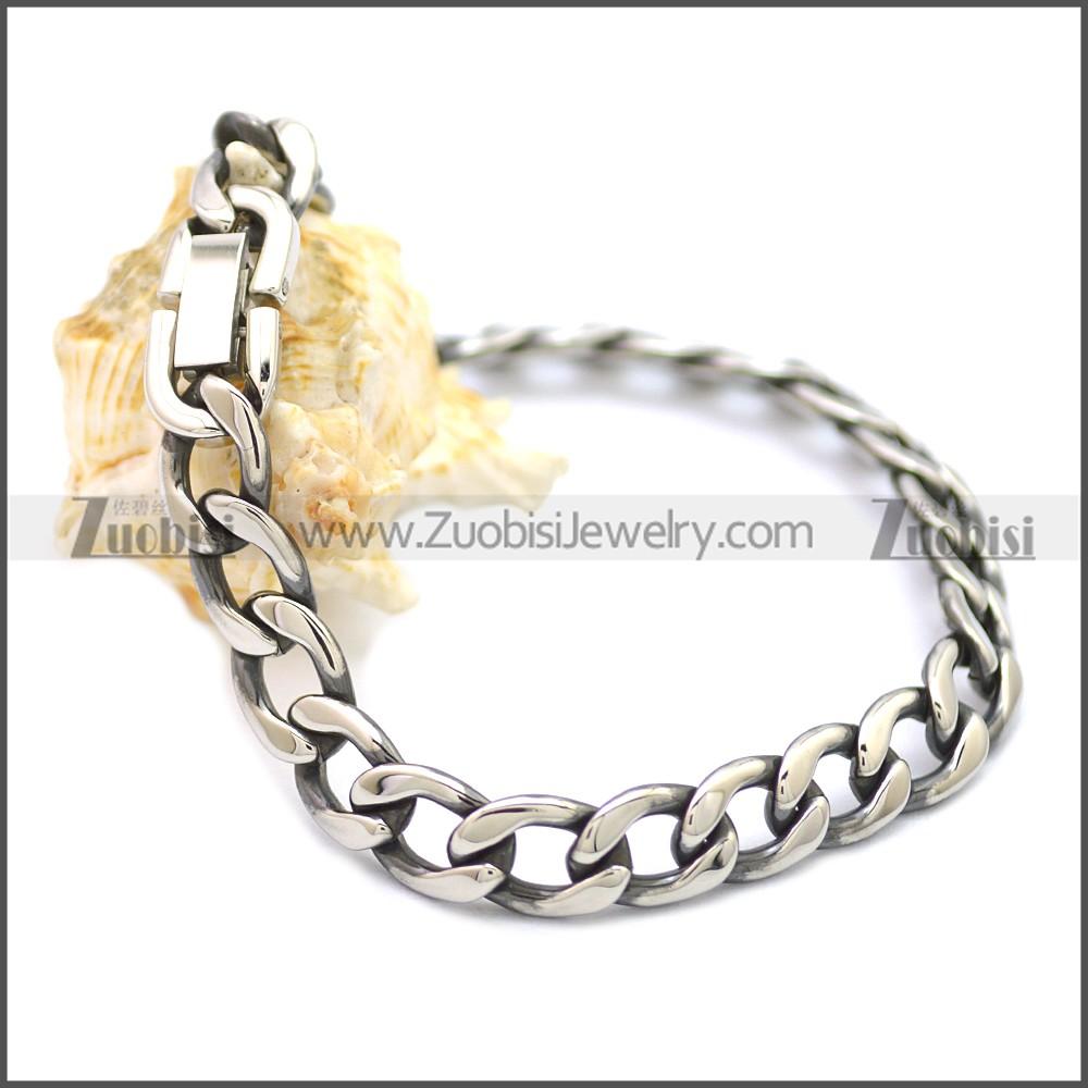 Stainless Steel Bracelet b009913S