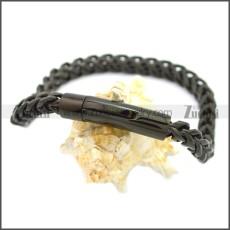 Stainless Steel Bracelet b009878H