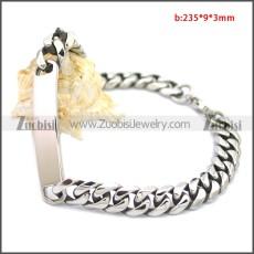 Stainless Steel Bracelet b009908S1