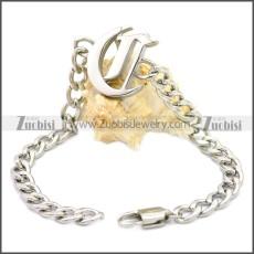 Stainless Steel Bracelet b009884S