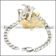 Stainless Steel Bracelet b009889S