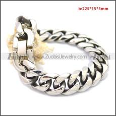 Stainless Steel Bracelet b009909S1