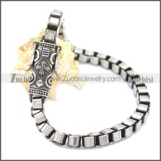 Stainless Steel Bracelet b009920SA