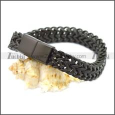 Stainless Steel Bracelet b009876H