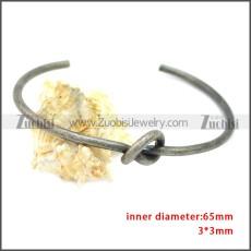 Stainless Steel Bangle b009867SH