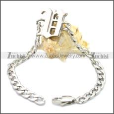 Stainless Steel Bracelet b009903S