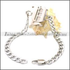 Stainless Steel Bracelet b009906S