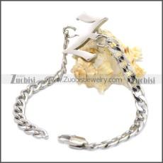 Stainless Steel Bracelet b009907S