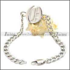 Stainless Steel Bracelet b009896S