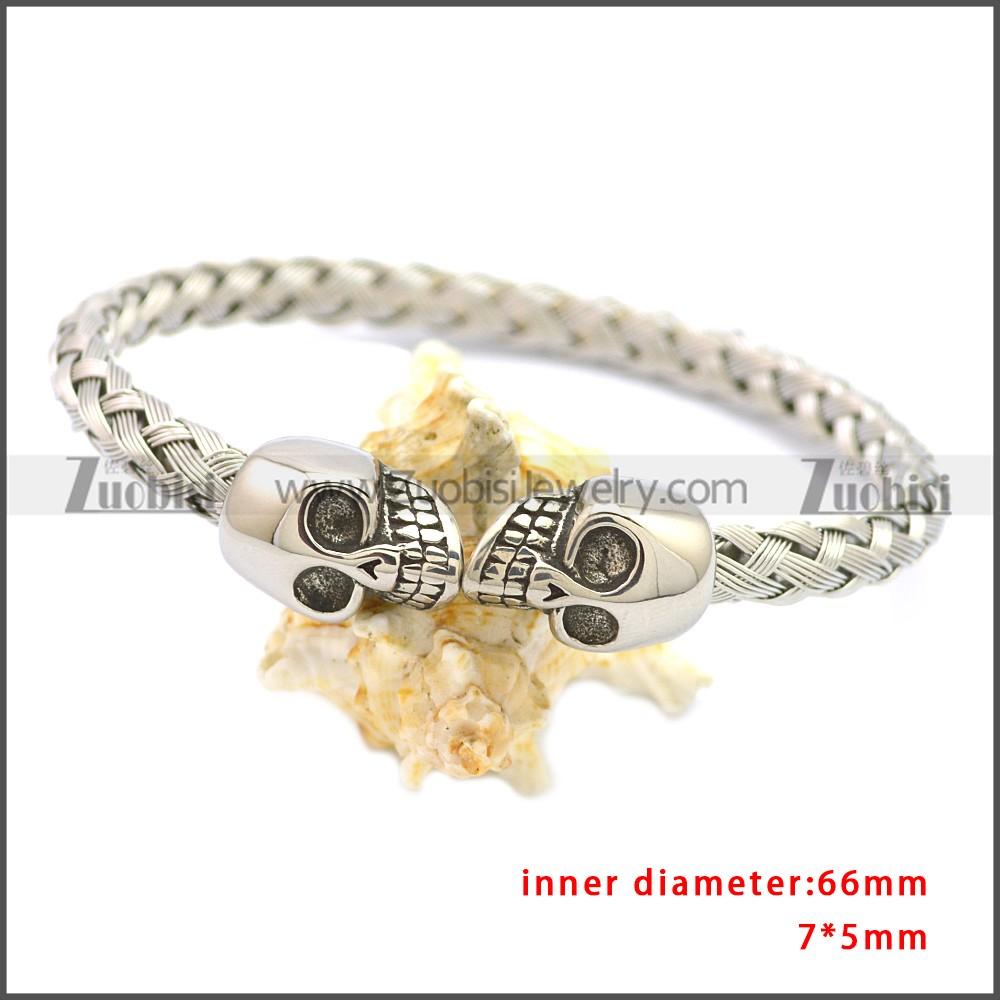 Stainless Steel Bracelet b009871S