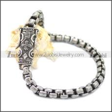Stainless Steel Bracelet b009919SA