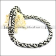Stainless Steel Bracelet b009922SA