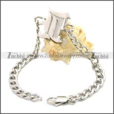 Stainless Steel Bracelet b009893S
