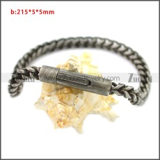 Stainless Steel Bracelet b009878A2