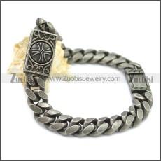 Stainless Steel Bracelet b009915A