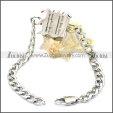 Stainless Steel Bracelet b009904S