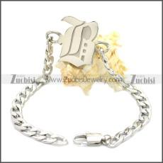 Stainless Steel Bracelet b009883S