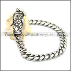 Stainless Steel Bracelet b009924SA