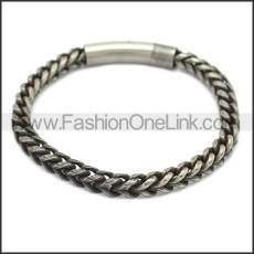 Stainless Steel Bracelet b009878A1