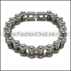 Stainless Steel Bracelet b009874A
