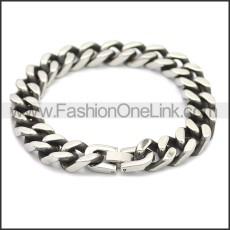 Stainless Steel Bracelet b009910SA